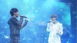 Luhan  Chen - Baby Dont Cry - EXO SHOWCASE in Seoul - HD