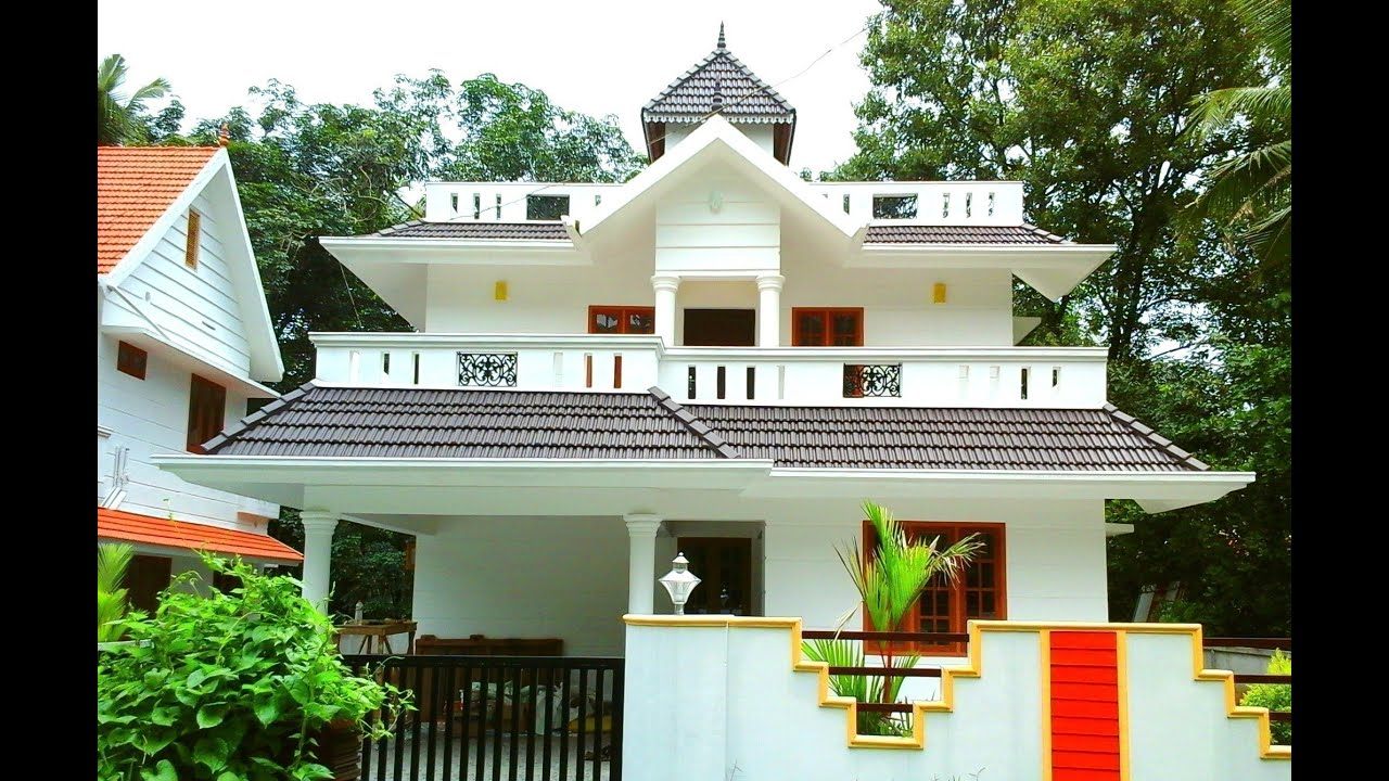 1700 sq ft medium budget house for sale in angamaly kochi kerala youtube - Medium House 2016
