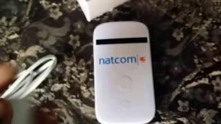 Présentation & test router 4G LTE Natcom model MF90