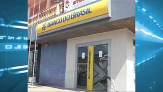 Assaltantes tentam roubar banco em Breu Branco