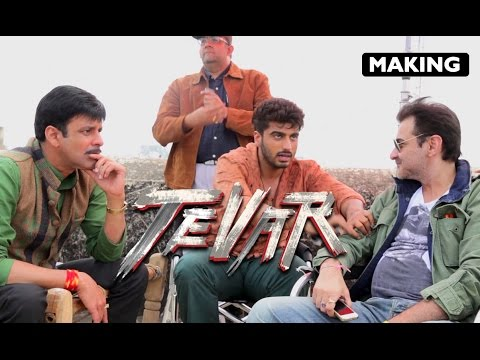Making of (Tevar) | Sonakshi Sinha & Arjun Kapoor