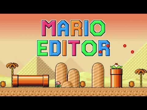 Mario Editor (ME) [Showcase]