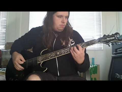 Mushroomhead - Graveyard Du Jour (Guitar Cover)