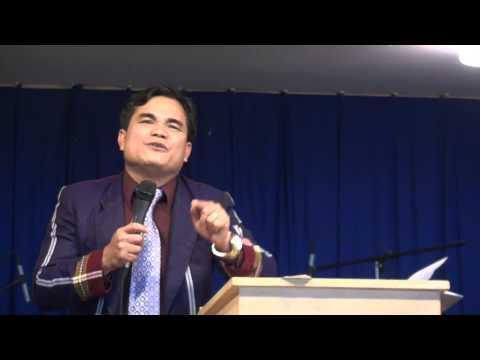 KCRC Omaha Rev-Ner Clay The Helper  Holy spirit