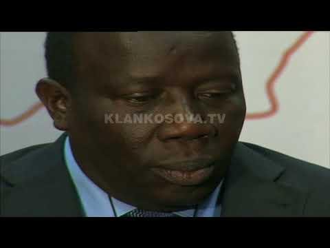 Momenti kur Kosova njoftoi për njohjen nga Guinea-Bissau - 17.11.2017 - Klan Kosova