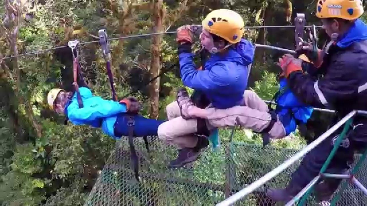 Monteverde Costa Rica - Canopy Tour - Cloud Forest - Zip Line - GoPro Hero4 & Monteverde Costa Rica - Canopy Tour - Cloud Forest - Zip Line ...