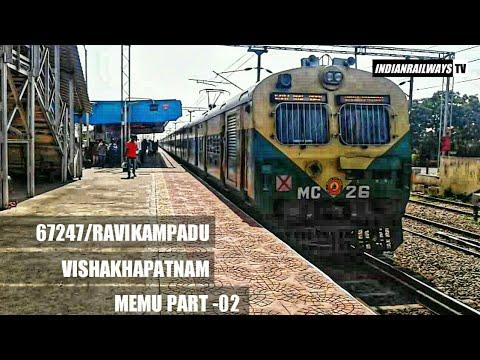 Memu Journey 67247/Ravikampadu Visakhapatnam