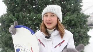 Красноярка Ксения Белозерская претендует на роль ведущей передачи «Орёл и решка»