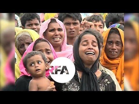 Bangladesh Protests to Myanmar Over Rohingya Exodus | Radio Free Asia (RFA)