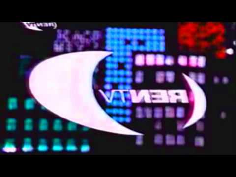 Не уверен, что я сделал, чтобы заставка рекламы REN-TV (1997) фрагмент