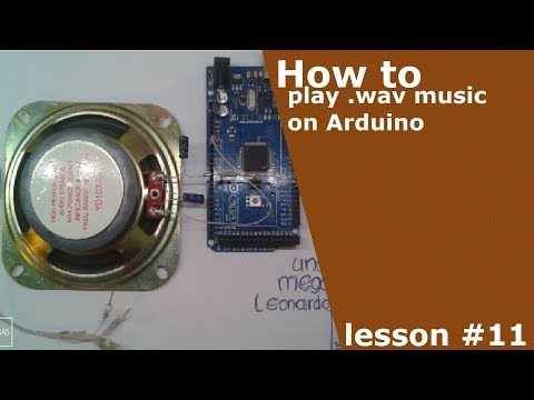 HOW TO PLAY .WAV MUSIC ON ARDUINO | DIY | ARDUINO LESSONS