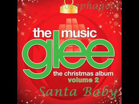 Glee  Santa Ba Christmas Album Volume 2