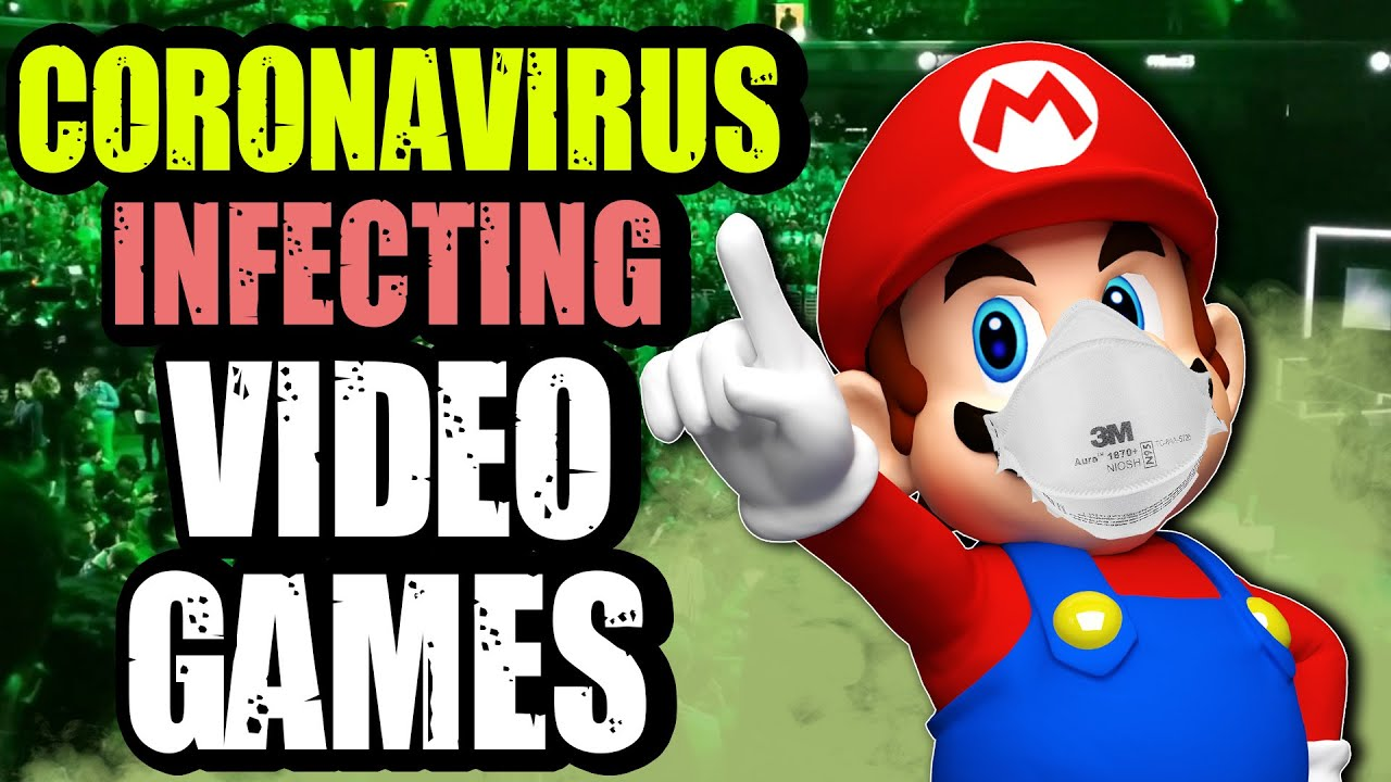 How Coronavirus is Infecting the Video Game Industry