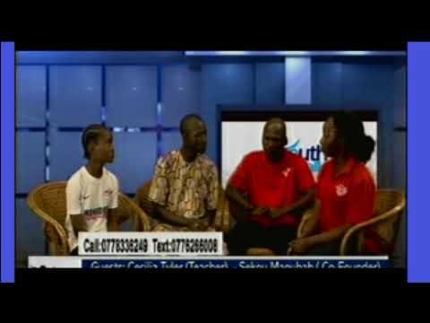 Youth Talk   January 11, 2018 edition  Feature the  Monrovia Football Academy