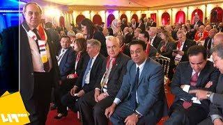 محامو الأسد يتسببون بانسحاب الوفد اللبناني من تونس