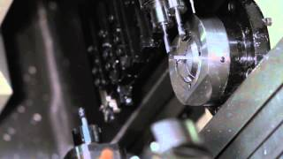 David Packard Company - 14 Axis Machining