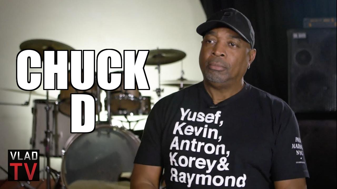 Chuck D on Lord Jamar Saying 'Nation of Millions' is His Favorite Album of All Time (Part 6)