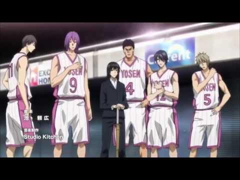 Kuroko no Basket 2 Opening 2 HD
