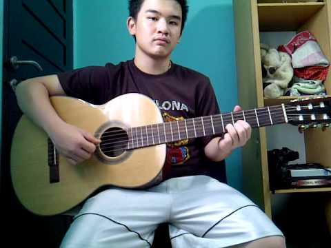 Dicintai Tuk Disakiti ( Ari ) - Guitar Cover