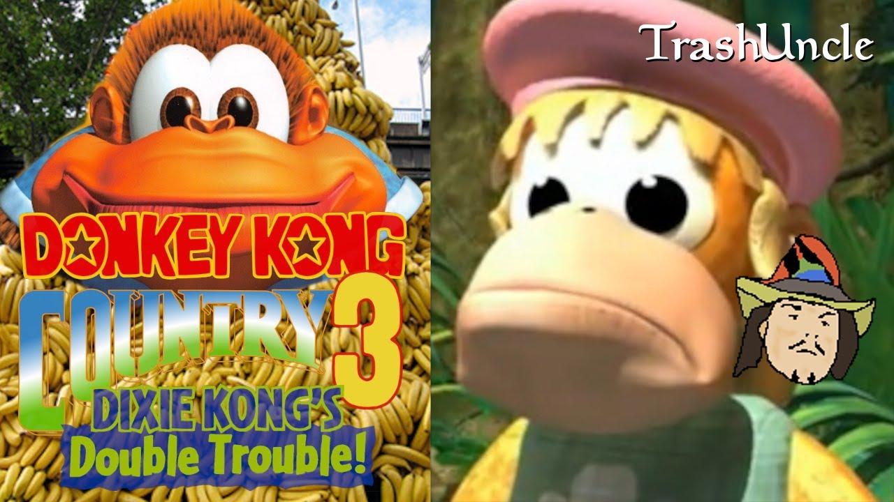 TrashUncle | Donkey Kong Country 3 (SNES) - OH BANANA!