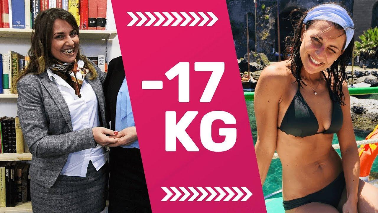 17 kilo gesund abnehmen