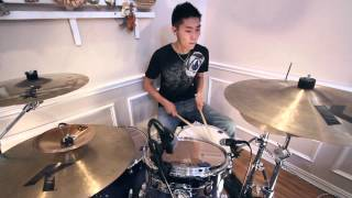 Holy Spirit - Jesus Culture (Drum Cover)