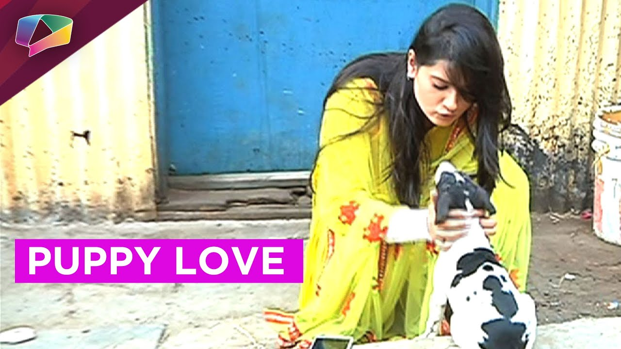 Meet kratika sengar s new friends on the sets of kasam tere pyaar ki youtube