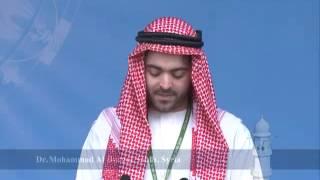 (Arabic_Urdu) Syrian Guest Dr. Muhammad Al-Burakhi Sb at Ahmadiyya Jalsa Qadian 2012