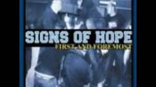 Watch Signs Of Hope First And Foremost video