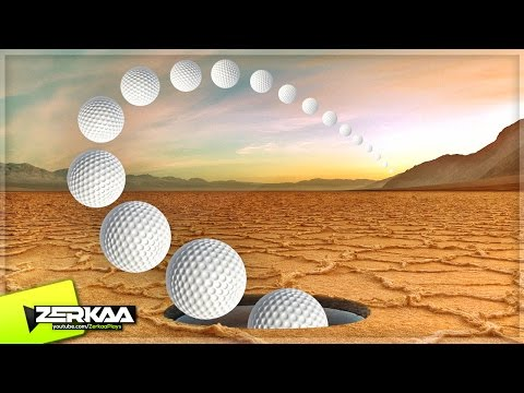 THE HARDEST DESERT SHOTS! (Golf with Your Friends)