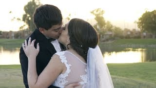 Navid & Graciela's Wedding Day