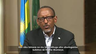President Kagame's message on International Women's Day | Kigali, 08 March 2018