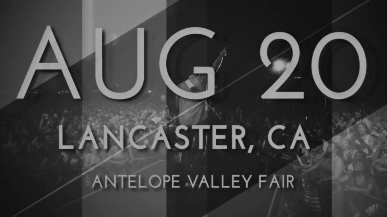 Chase Rice At The 2018 Av Fair Alfalfa Festival