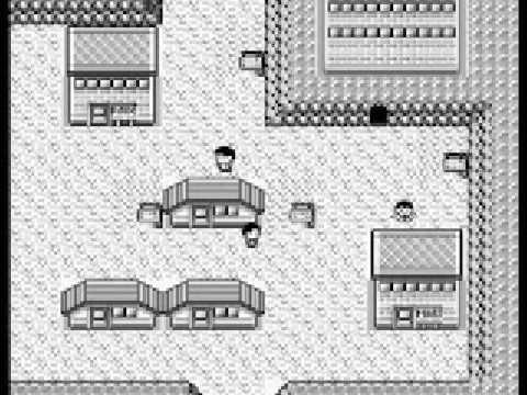 Pokemon Blue/Red - Lavender Town