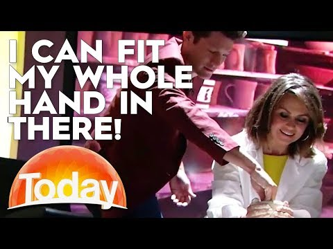 Hilariously Rude Pottery Lesson | TODAY Show Australia