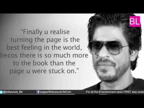 Why is Shahrukh Khan not talking about Salman Khan Mp3