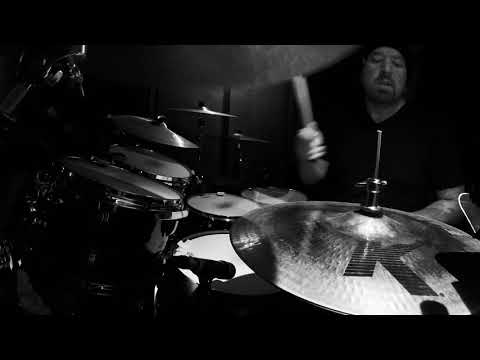 Bat Out Of Hell The Musical -  Drum Booth Cam - Chris Sutherland