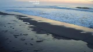 車中泊車DIY 北海道旅先【晩成温泉、極寒大津海岸 】日の出のジュエリーアイス