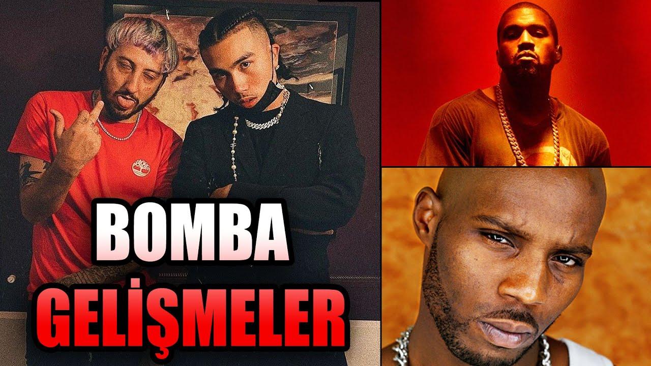 DMX'in Ölümü | Khontkar ve Killy | Kanye West Belgeseli |Drake|Bobby Shmurda| Global Hip Hop Gündemi