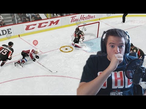 NHL 17   SO MUCH ON THE LINE...