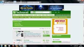 Repeat youtube video Technorati tutoriala