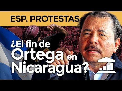 NICARAGUA ¿El fin del SANDINISMO? - VisualPolitik