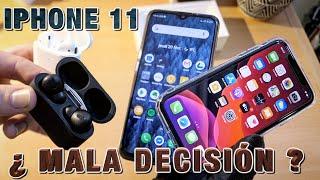 ¿ Por qué COMPRAR un IPHONE 11 HOY es MALA DECISIÓN ?