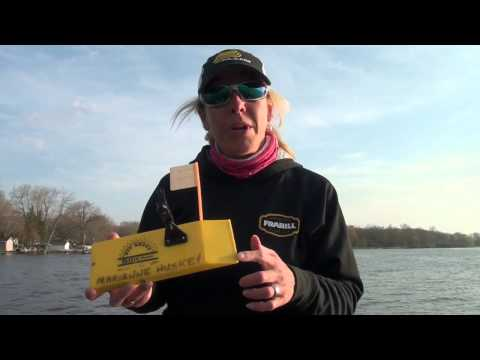 Offshore Side-Planer Board Tips  With Marianne Huskey