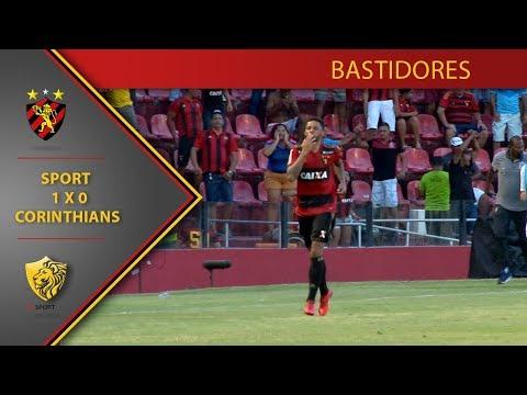 Bastidores Sport 1 X 0 Corinthians