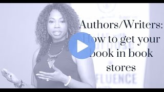 Video Authors/Writers: How to get your book in book stores download MP3, 3GP, MP4, WEBM, AVI, FLV Juni 2018