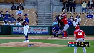 Los Angeles Dodgers vs Cincinnati Reds | Highlights |  | At Spring Training |