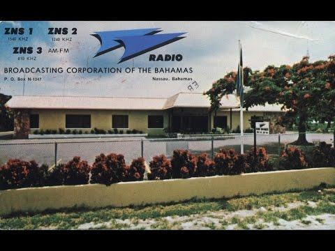 1540 ZNS 1 Nassau, Bahamas