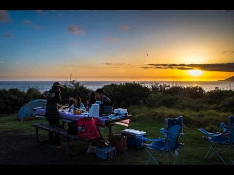 Big Sur Camping Trip