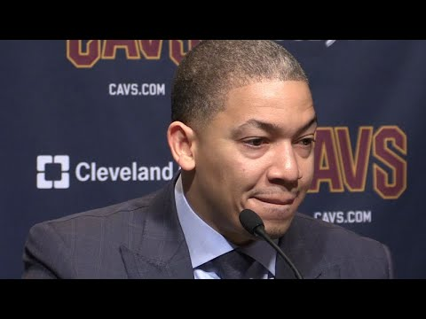 Tyronn Lue on why Cavs lost to Warriors